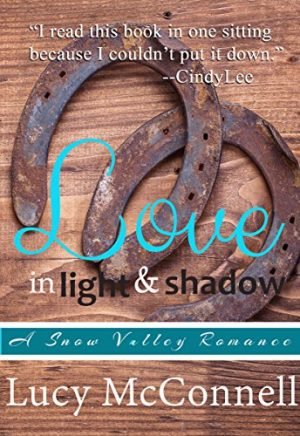 Cover for Love in Light and Shadow