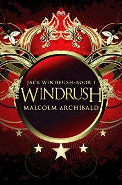 Cover for Windrush