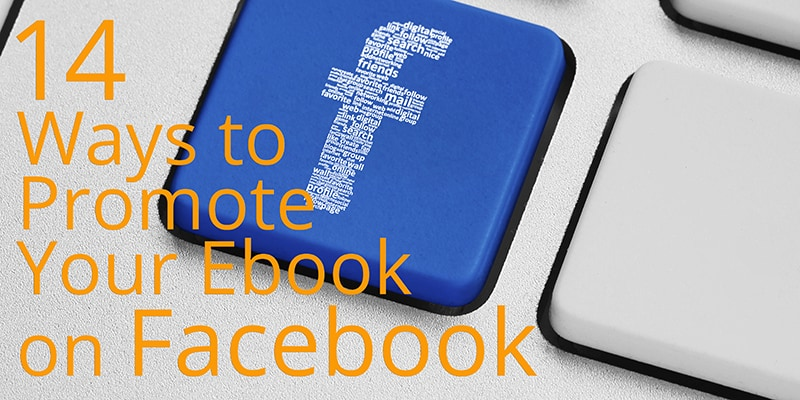 Promote your ebook on Facebook