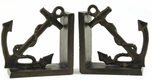 anchors bookend