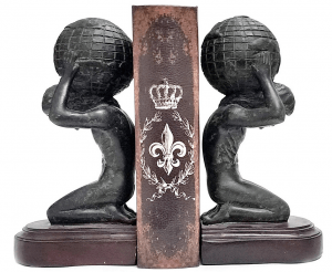Ayn Rand bookends