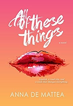 Cover for All of These Things