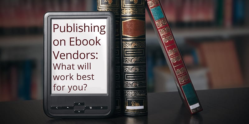 ebook vendors
