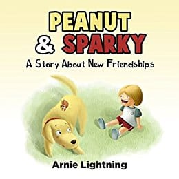 Cover for Peanut & Sparky