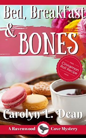 Cover for Bed, Breakfast, and Bones