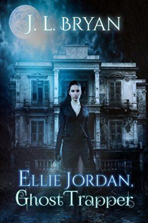 Cover for Ellie Jordan, Ghost Trapper