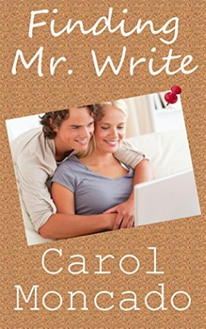Cover for Finding Mr. Write