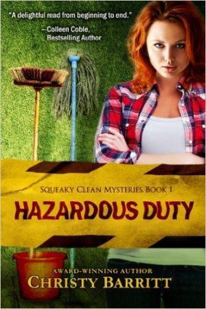 Cover for Hazardous Duty