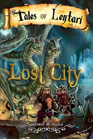 Cover for Lost City