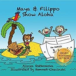 Cover for Maya & Filippo Show Aloha
