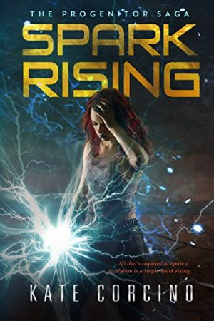 Cover for Spark Rising