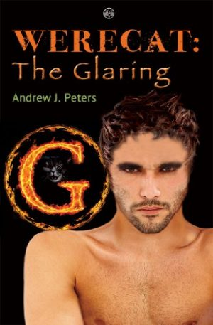Cover for Werecat: The Glaring
