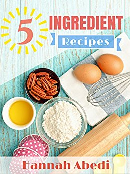 Cover for 5 Ingredient Recipes
