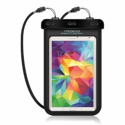 A Water Guard Bag for Your Tablet
