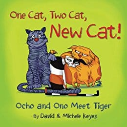 Cover for One Cat, Two Cat, New Cat!