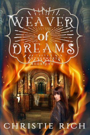 Cover for Weaver of Dreams