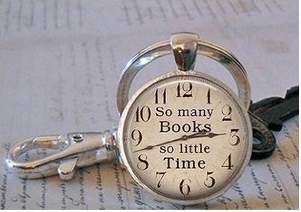 Book Keychain - book lovers product