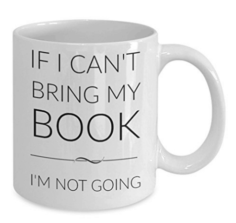 Mug - book lovers product