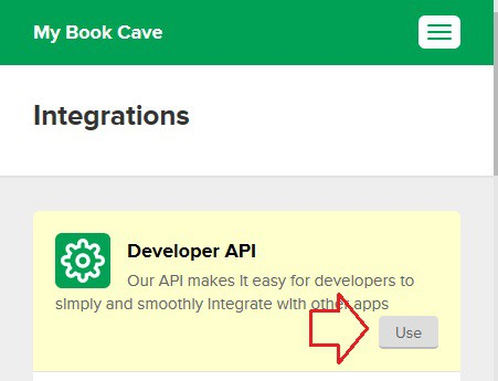 Where do I find my MailerLite API Key? - Book Cave