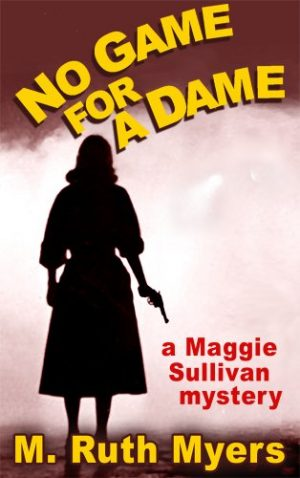 Cover for No Game for a Dame