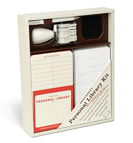Personal Library Kit - book lovers product