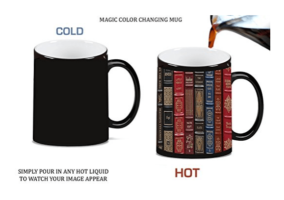 Reading mug - book lovers product