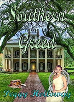 Cover for Southern Greed