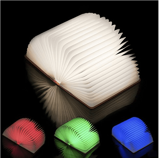 book lamp - book lovers product