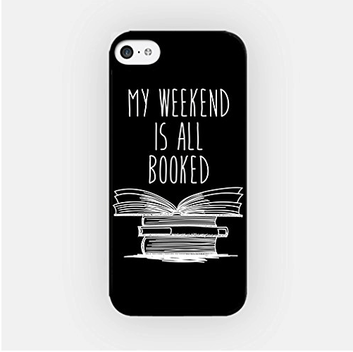 booked weekend - book lovers product