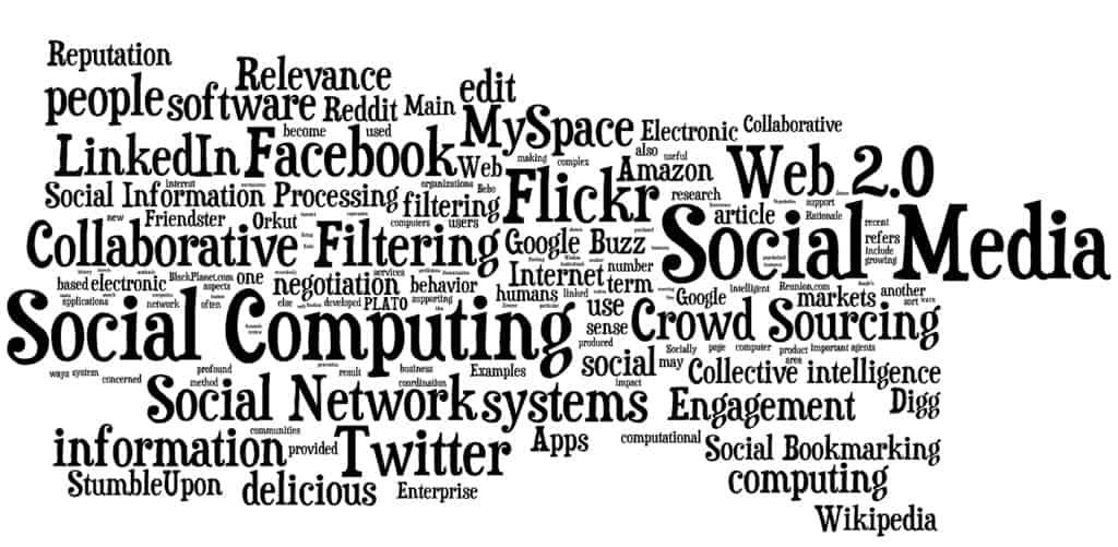social header