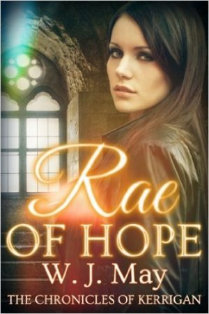 Cover for Rae of Hope
