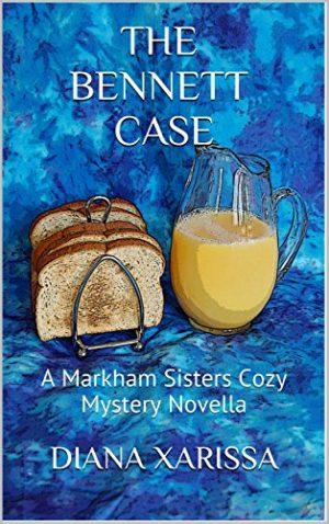 Cover for The Bennett Case