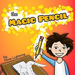 Cover for The Magic Pencil