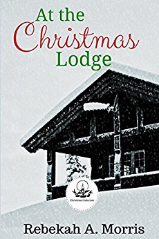 Cover for At the Christmas Lodge