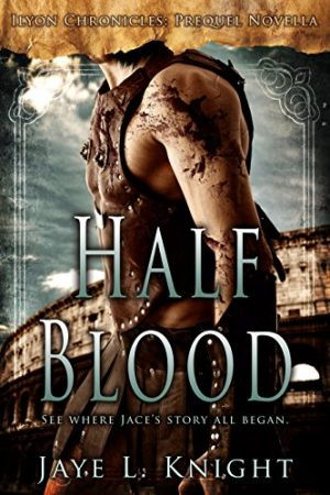 Cover for Half-Blood