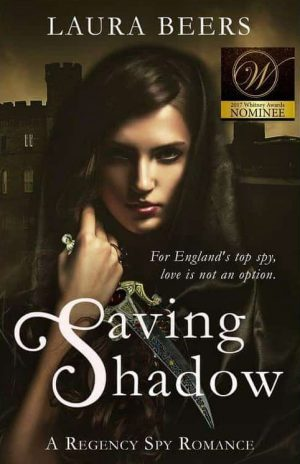 Cover for Saving Shadow