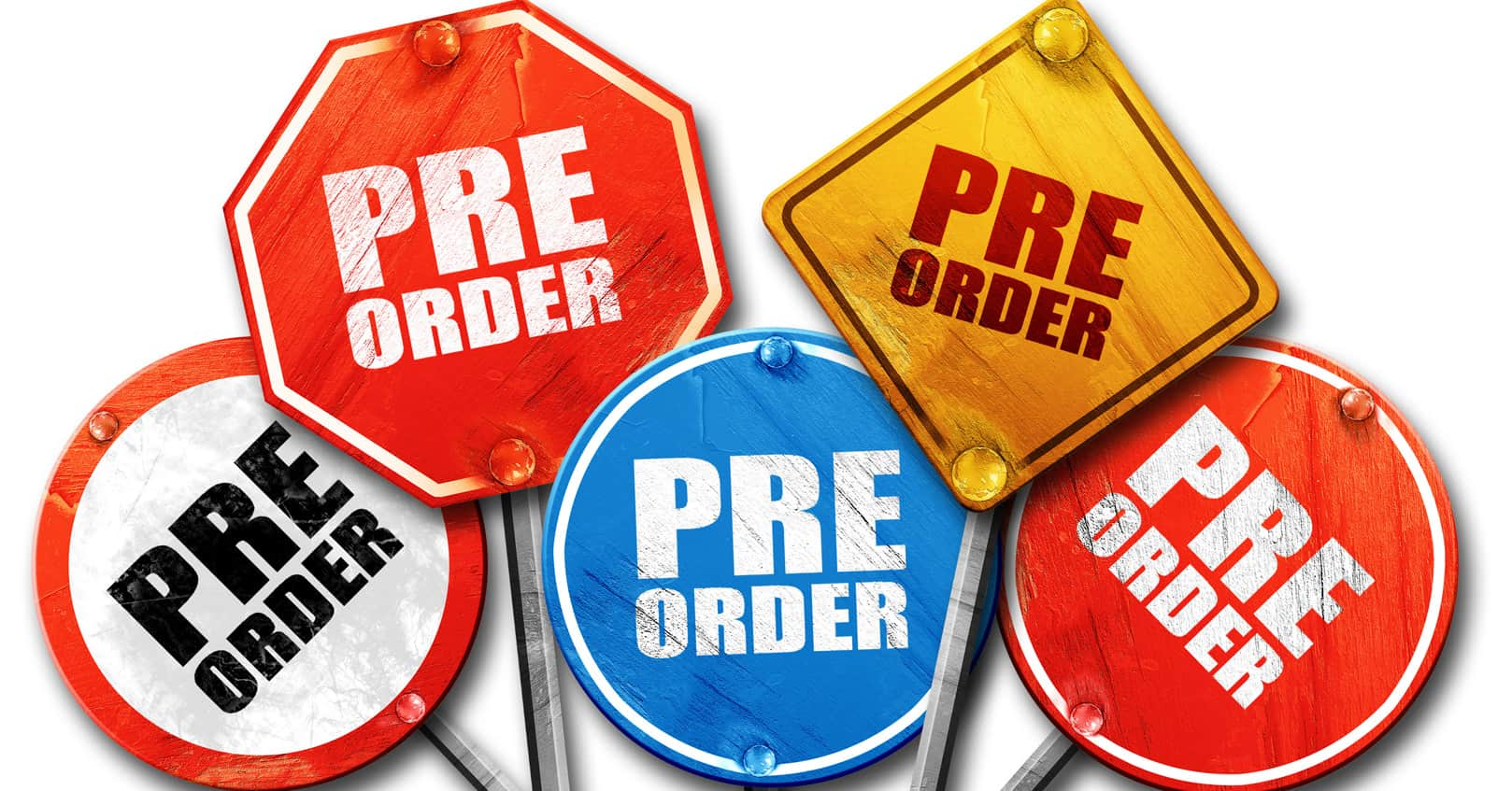 Advantages to Selling Pre-orders