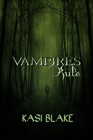 Cover for Vampires Rule