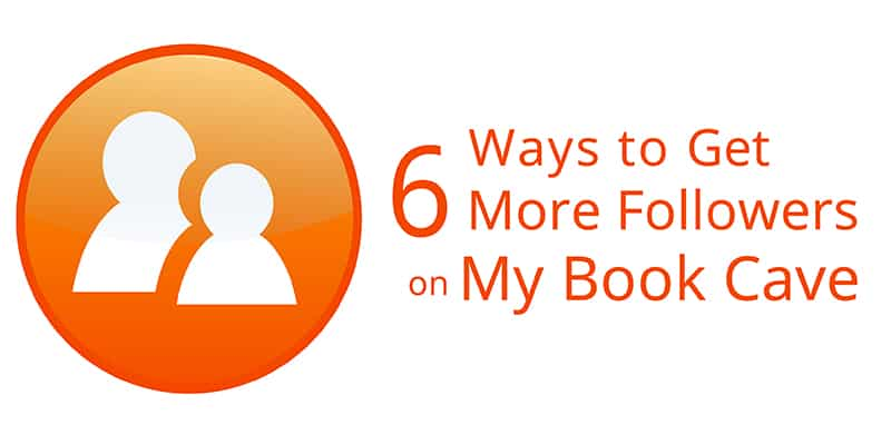 Get More Followers on Book Cave