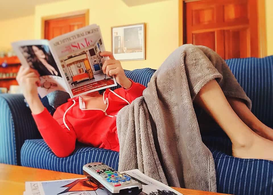 26 Excuses for Staying Home and Reading