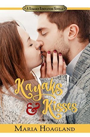 Cover for Kayaks and Kisses