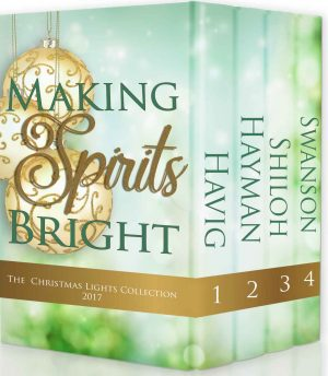 Cover for Making Spirits Bright