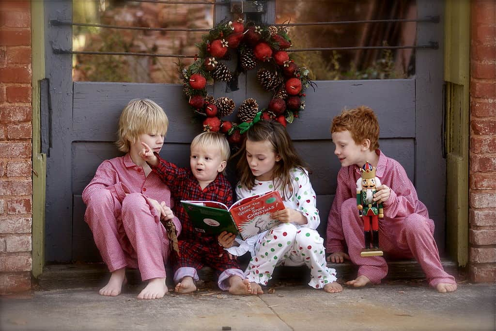Short Christmas Books to Read as a Family
