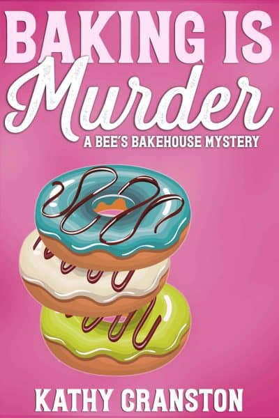 Cover for Baking is Murder