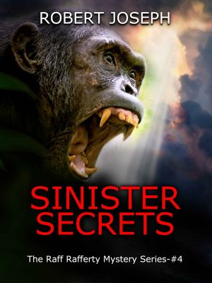 Cover for Sinister Secrets