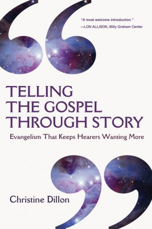 Cover for Telling the gospel through story