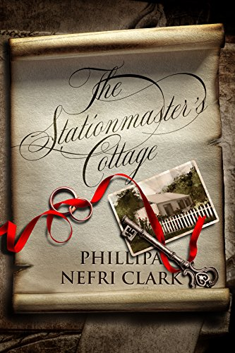 Cover for The Stationmaster's Cottage. Mystery. Love. Suspense.