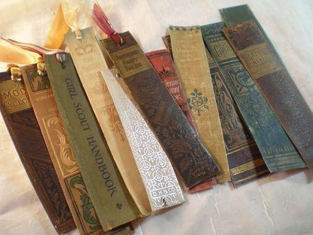 Custom book marks make thoughtful gifts for book lovers