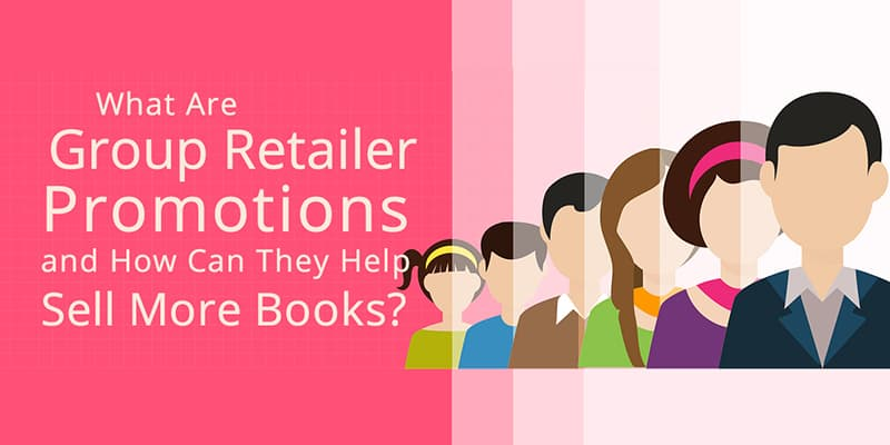 group retailer promotions sell more books
