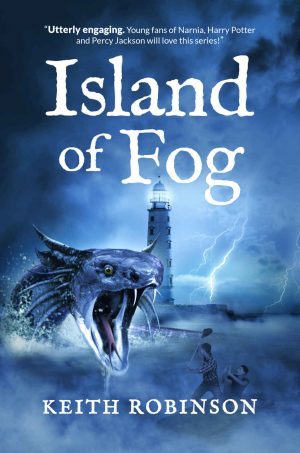 Cover for Island of Fog